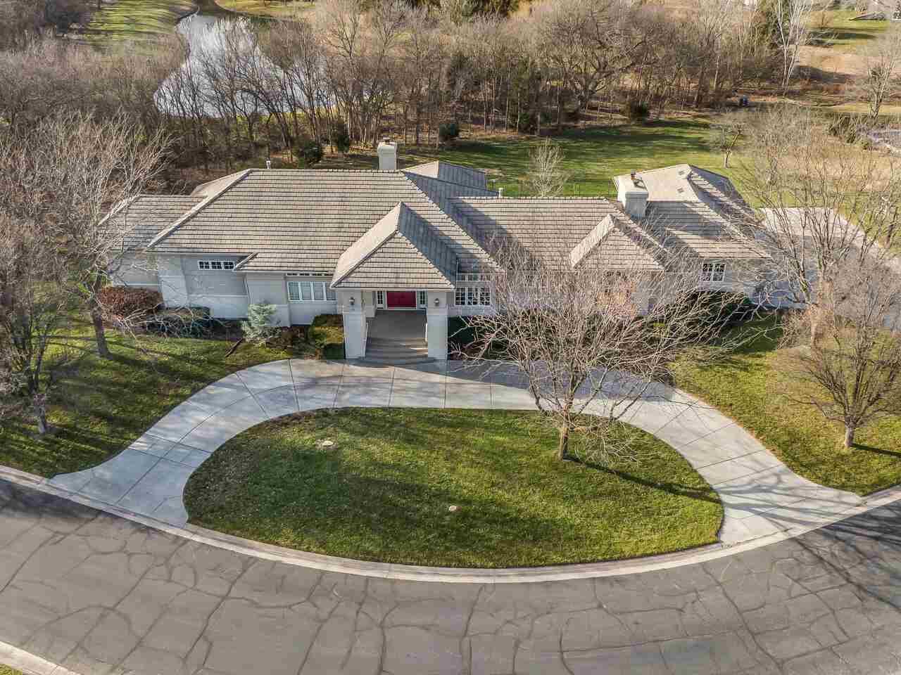 For Sale: 15 N Grand Mere, Wichita KS