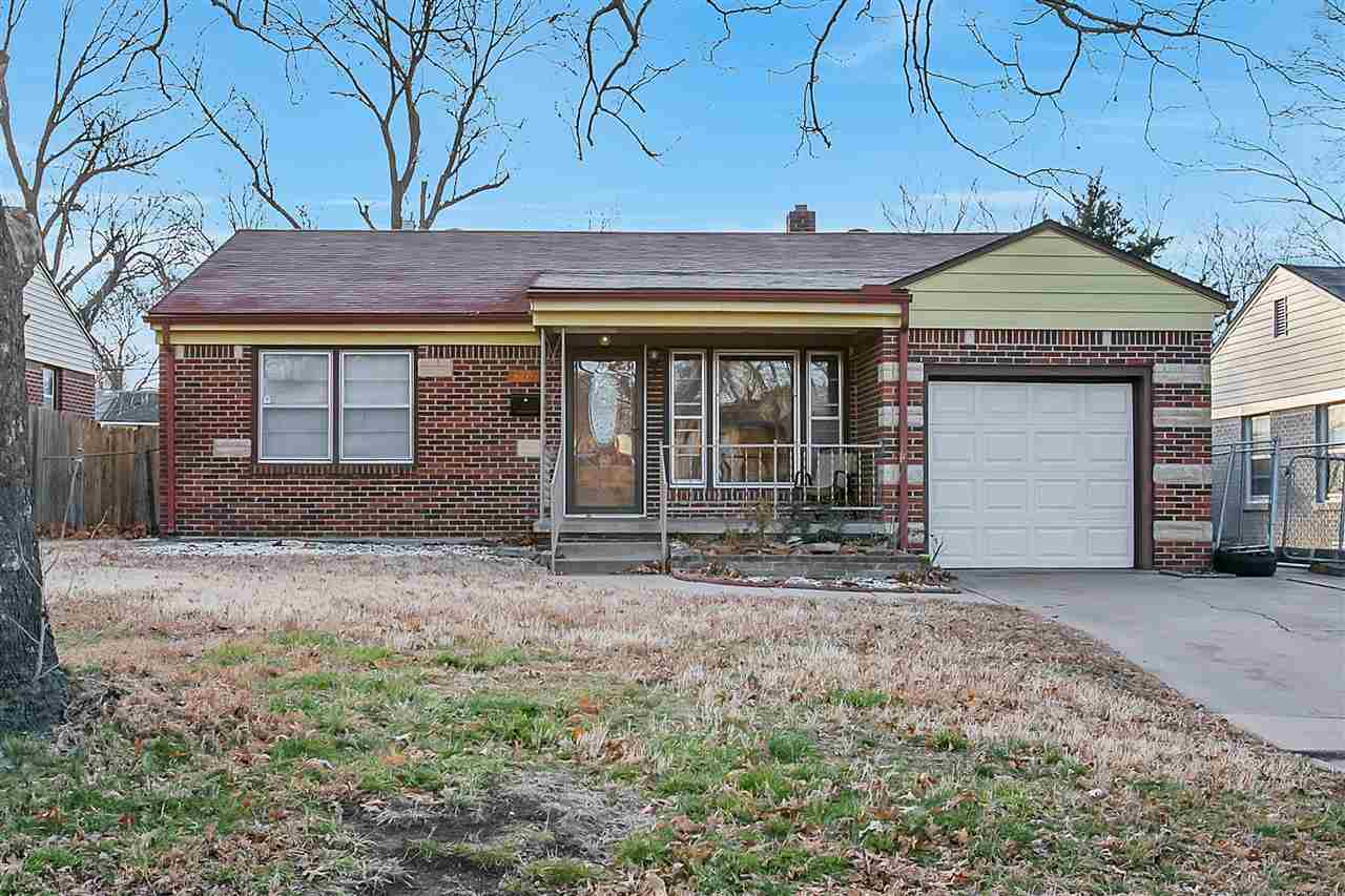 Nice clean full brick home with 3 bedrooms and 2 full baths and an attached garage. Finished basemen