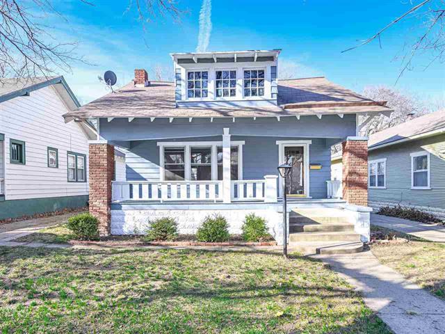 For Sale: 921 N Faulkner St, Wichita KS