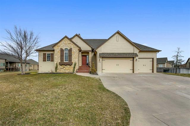 For Sale: 2220 N Loch Lomond Ct, Wichita KS