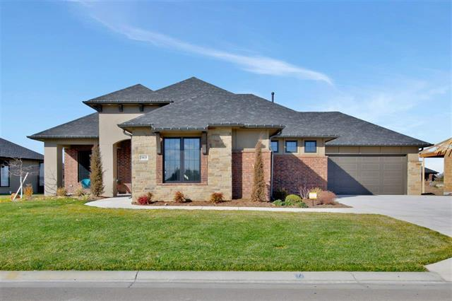 For Sale: 3825 N Brush Creek, Maize KS