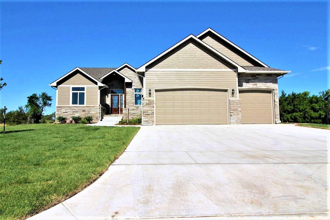 2413 S Spring Hollow St, Wichita, KS, 67230