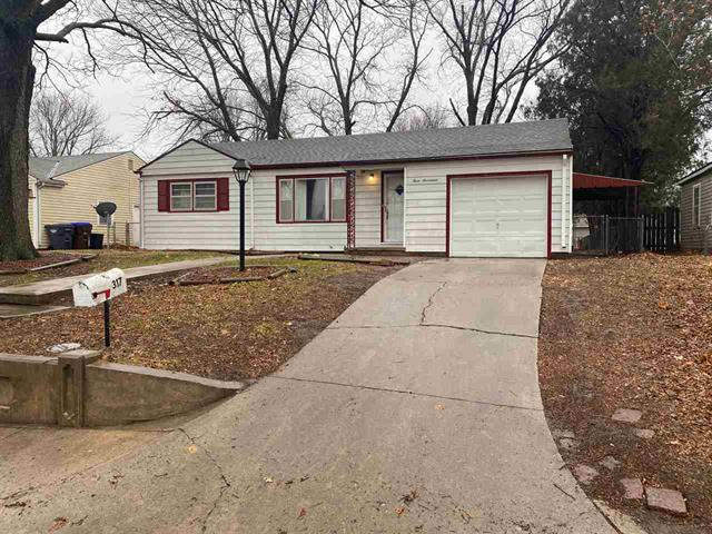 For Sale: 317  Stearns Ave, Haysville KS