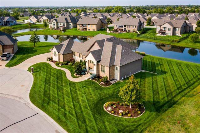 For Sale: 7952 E Caribou Pl, Bel Aire KS