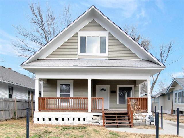 For Sale: 2604 E 2nd St N, Wichita KS