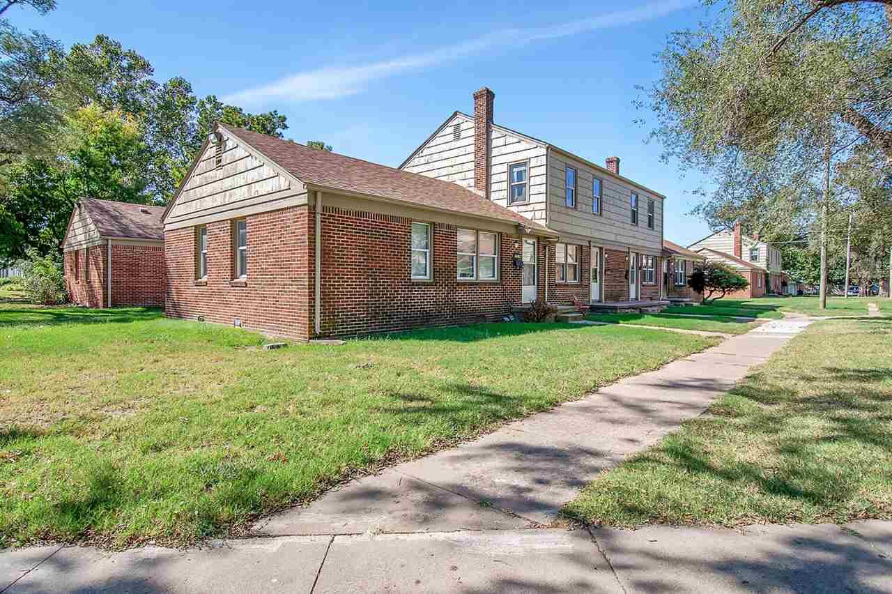 For Sale: 2701 E Harry St, Wichita KS
