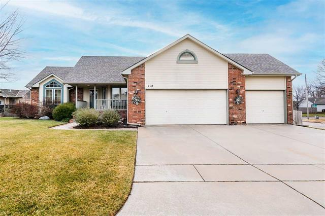 For Sale: 118 N Karren Ct., Wichita KS
