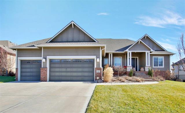 For Sale: 1606 N GRAYSTONE ST, Wichita KS
