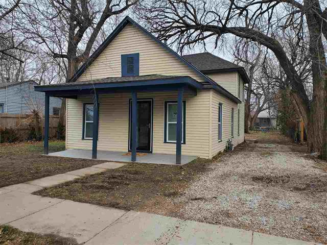 For Sale: 2514 N Jackson Ave, Wichita KS