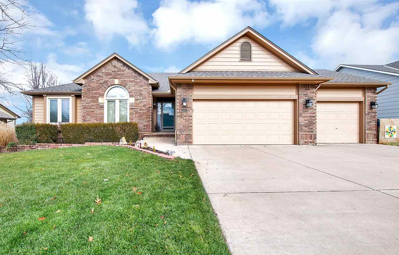 Welcome home to this perfect, move-in ready, ranch style home. This quality-built house has 4 bedroo