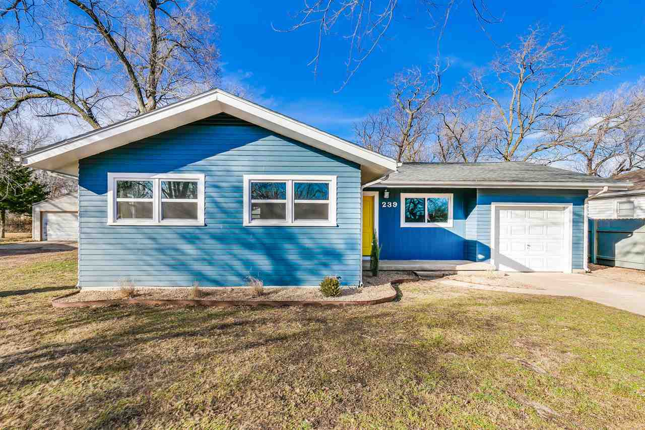 Do not let this opportunity pass you by! Remodeled 3 bedroom, 1 bath home, with private backyard, on