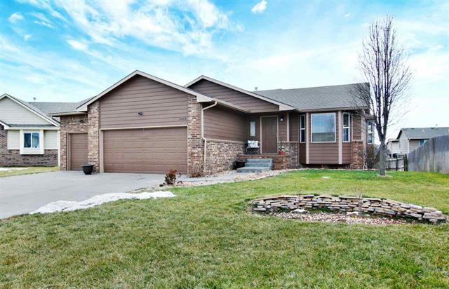 For Sale: 2413 E Spring Hill Ct, Goddard KS