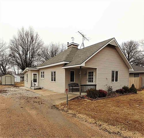 For Sale: 417 N Illinois St, Oxford KS