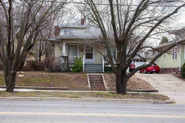 For Sale: 3707 E Central Ave, Wichita KS
