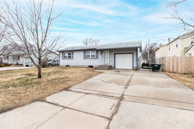For Sale: 713 N Eisenhower St., Wichita KS