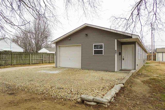 For Sale: 643 N Gordon Ave, Wichita KS