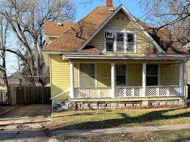 For Sale: 223 S Estelle Ave, Wichita KS