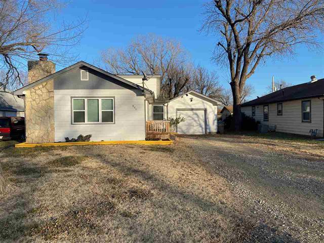 For Sale: 206 N Poplar, Douglass KS