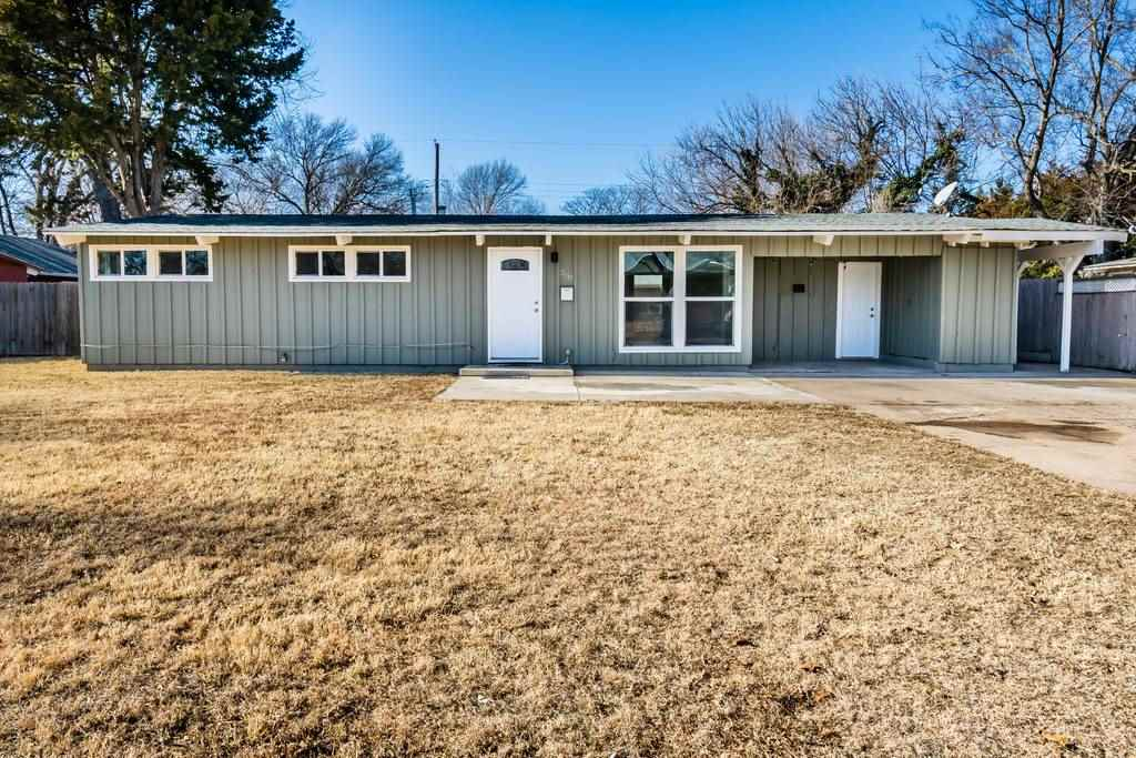 Hurry in now for a showing, because this completely remodeled ranch home is going to fly off the mar