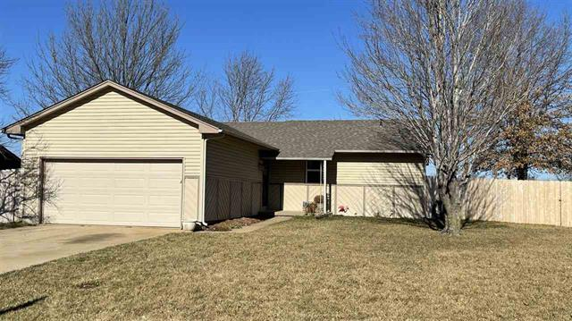 For Sale: 118 W ROCKWOOD BLVD, Mulvane KS