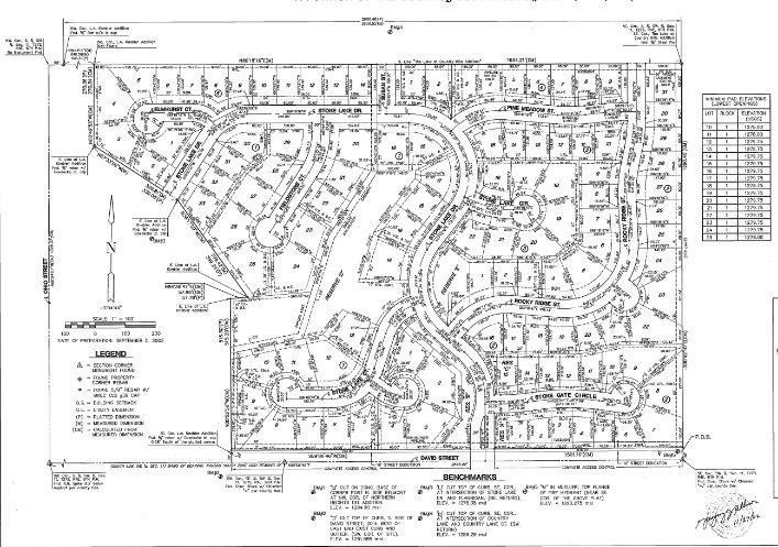 For Sale: 606  Pine Meadow St, Augusta KS