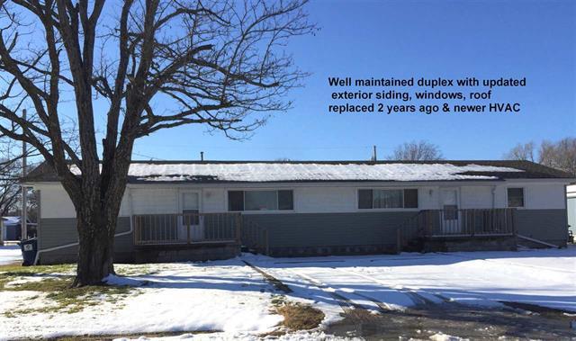 For Sale: 115 N Elm, Douglass KS
