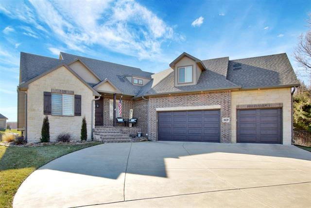 For Sale: 3839 N Lily Ct, Maize KS