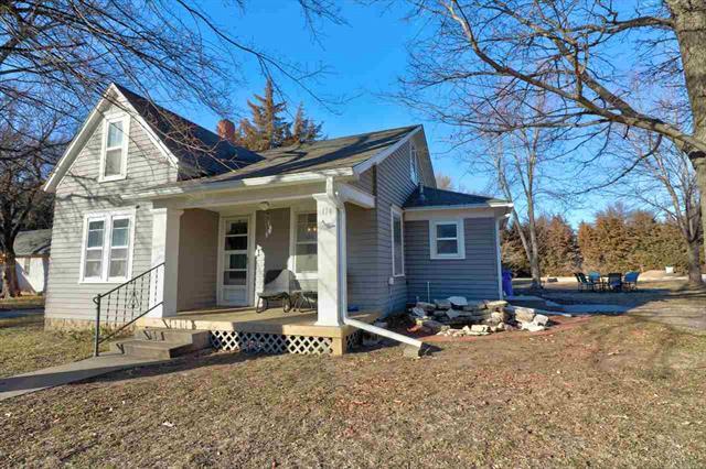 For Sale: 114 W Durst St, Moundridge KS