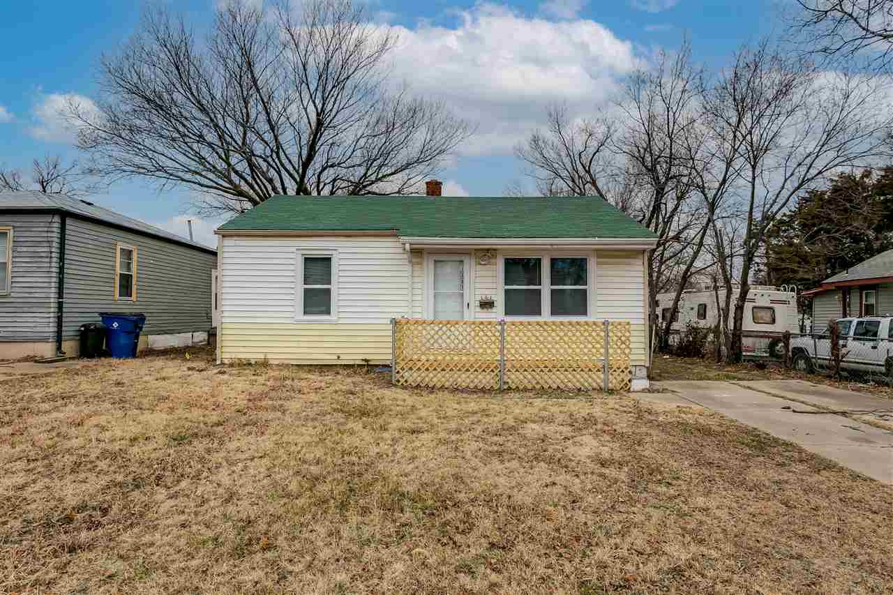 Investor Special! Property can be sold individually or together with 2 other properties (1235 N Indi