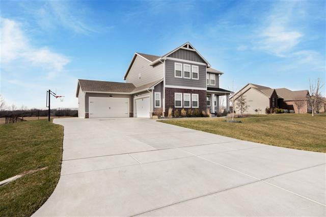 For Sale: 3129 N Willow Creek, Rose Hill KS