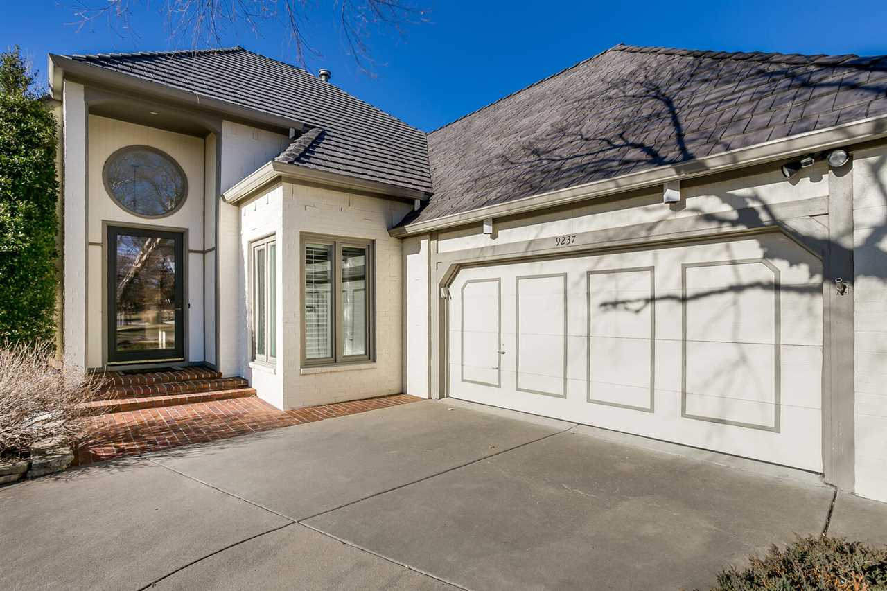 COMPLETELY REMODELED and move-in ready! This truly amazing patio home in Northeast Wichita, is PERFE