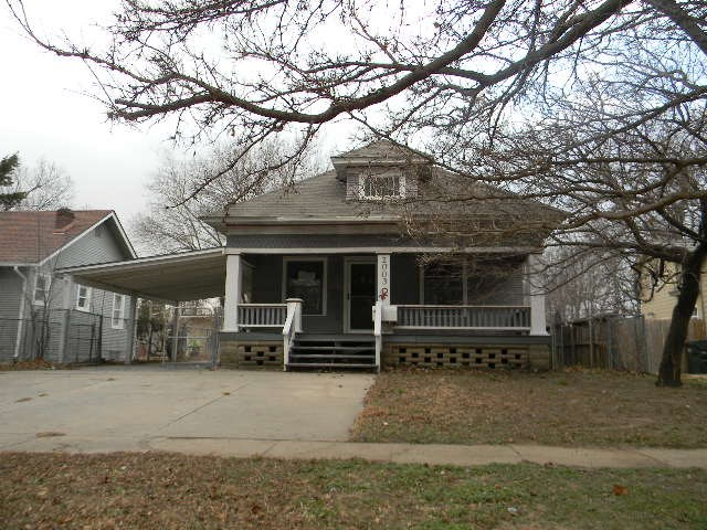2003 N Jackson Ave, Wichita, KS, 67203