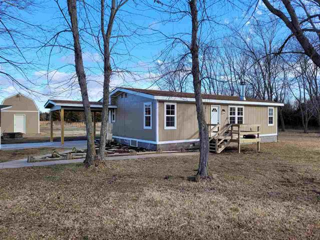For Sale: 1576 SW 170th, Leon KS