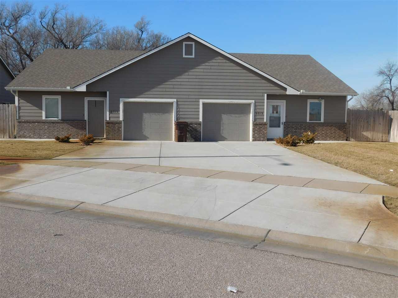 For Sale: 416-420 S Twin Pines, Haysville KS