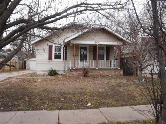 For Sale: 803 N Pershing St, Wichita KS