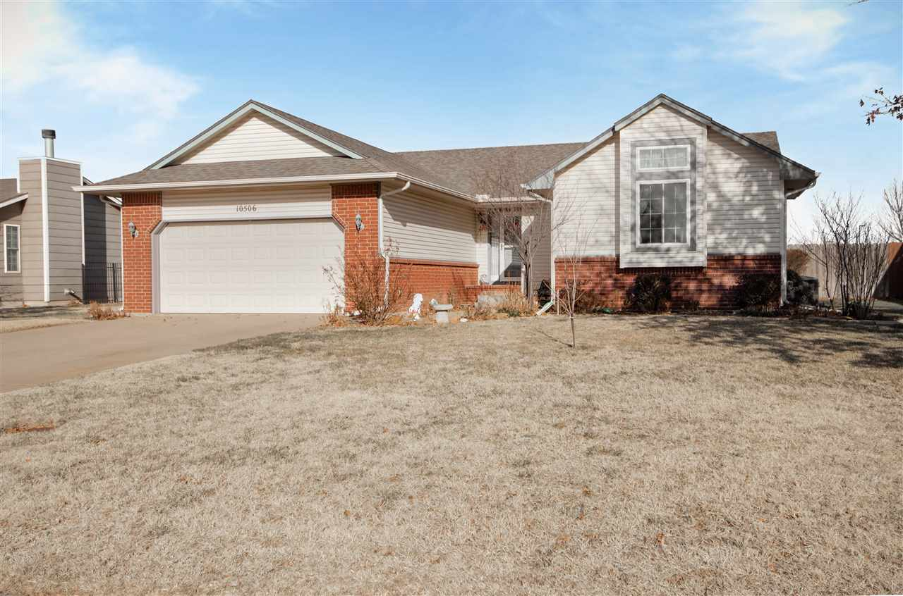 Well maintained 3 bedroom, 3 bathroom home in NW Wichita. Conveniently located near shopping, entert