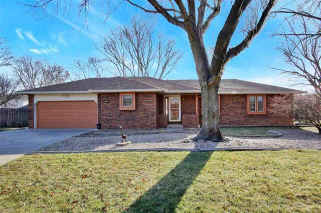 For Sale: 1508 N Fieldcrest Cir, Wichita KS