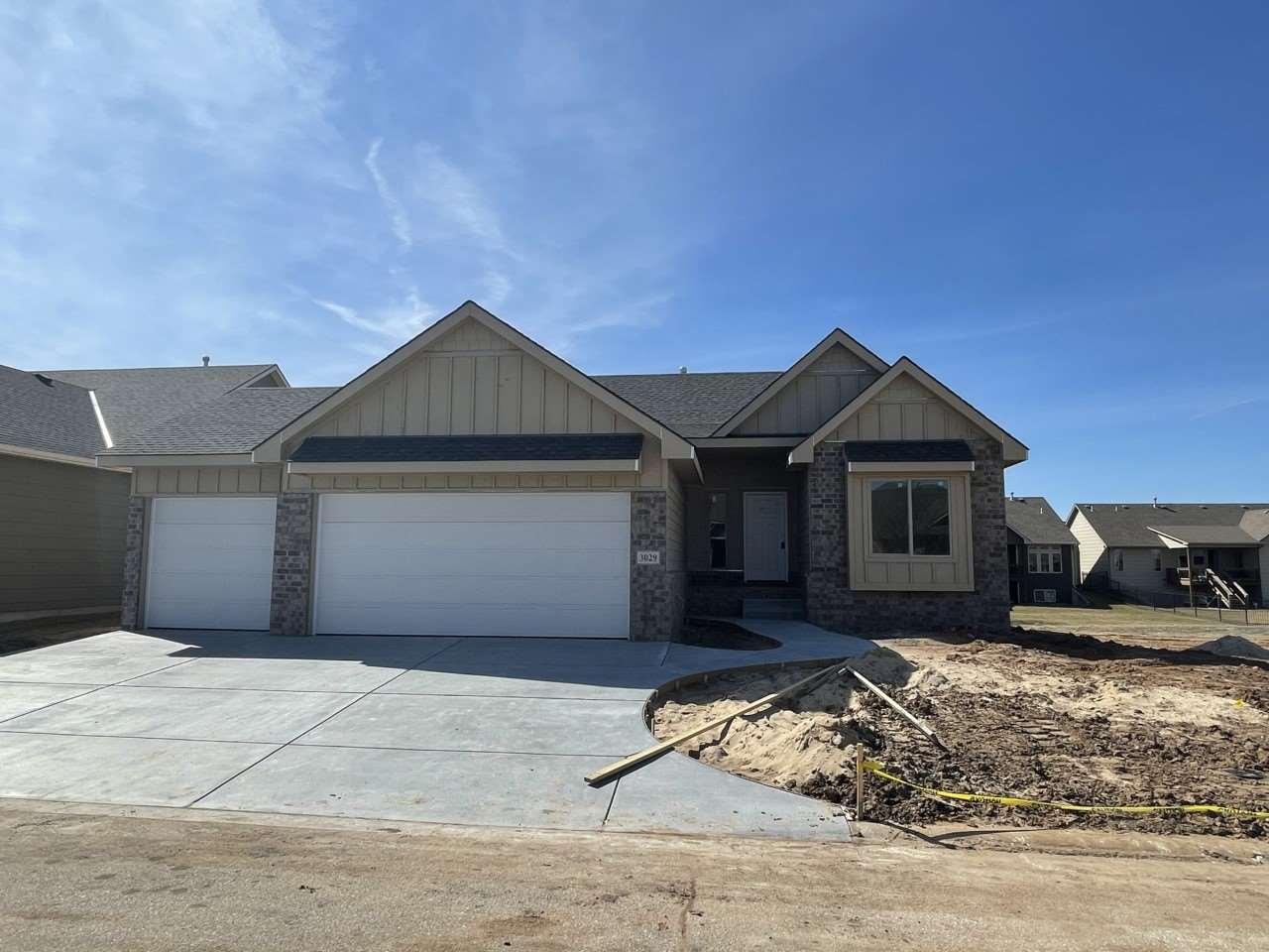 3029 N Shefford St, Wichita, KS, 67205