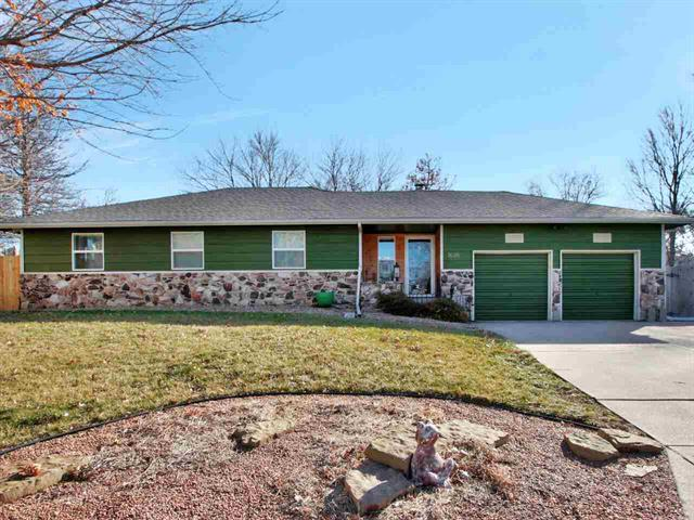 For Sale: 1636 S Pecos Dr, Derby KS