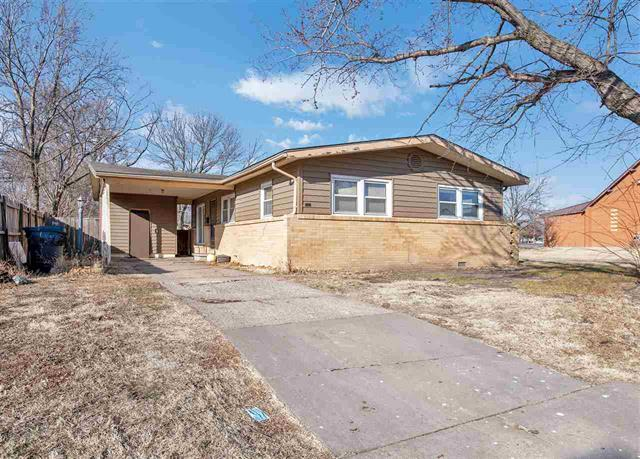 For Sale: 2803 S glenn ave, Wichita KS