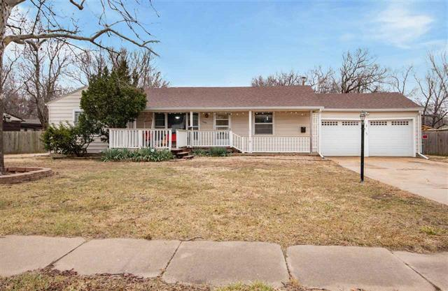 For Sale: 2405 E Glen Oaks Dr, Wichita KS