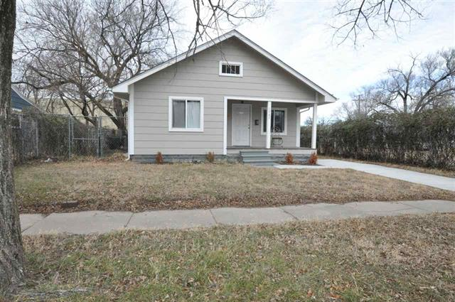 For Sale: 1707 S MOSLEY AVE, Wichita KS
