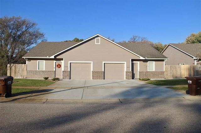 For Sale: 5507-5509 S Victoria, Wichita KS