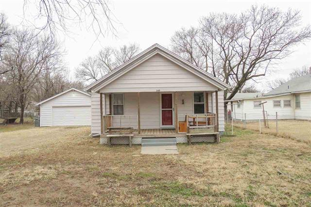 For Sale: 349 N CLARA ST, Wichita KS