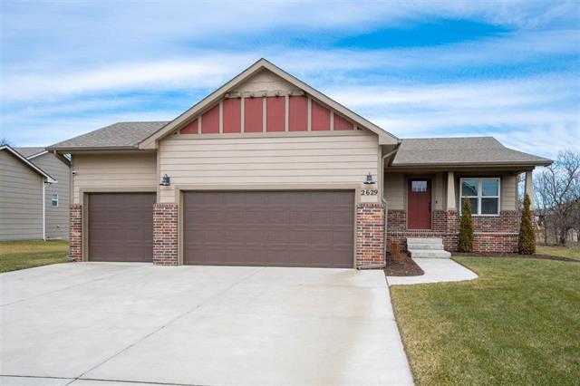 For Sale: 2629 S Lark Ct, Wichita KS