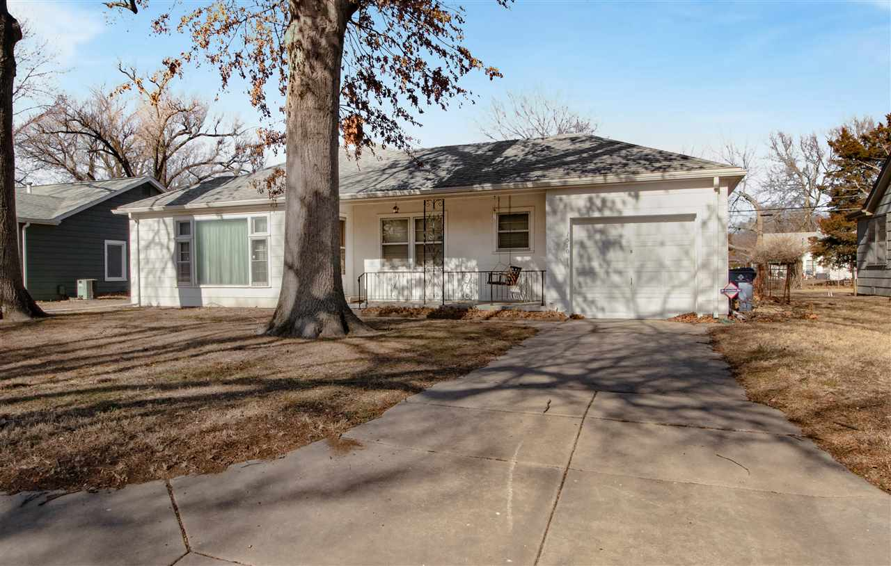 Come see this well kept 2 bedroom, 1 bathroom home in North Riverside! Inviting covered front porch