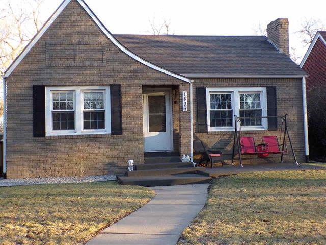 For Sale: 1496 N Woodrow Ave, Wichita KS