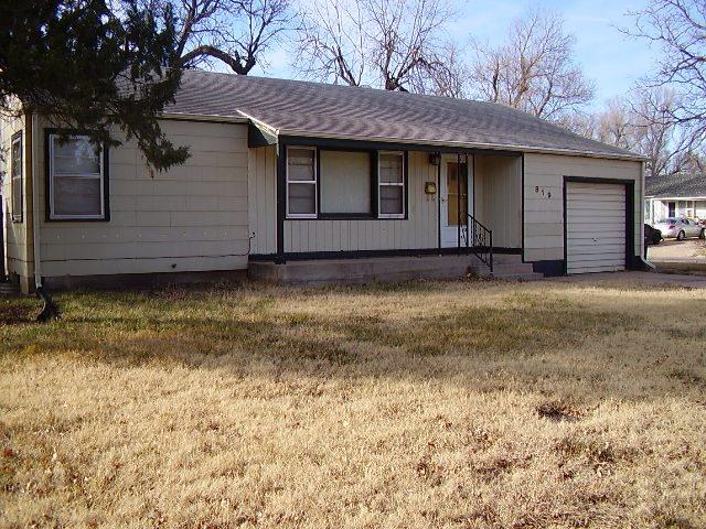 For Sale: 819 N Sherman, Newton KS