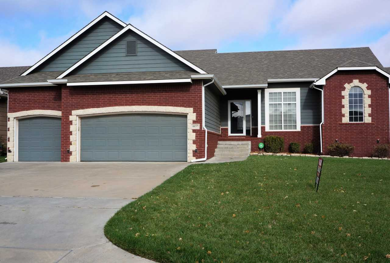 Check out this beautiful custom built home by Rubl Construction in 2013 with 5 bedrooms in Maize, KS