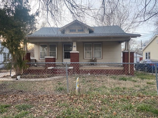 Investor special, spacious bungalow needing TLC.  This is a not a repo, the home owner experienced a